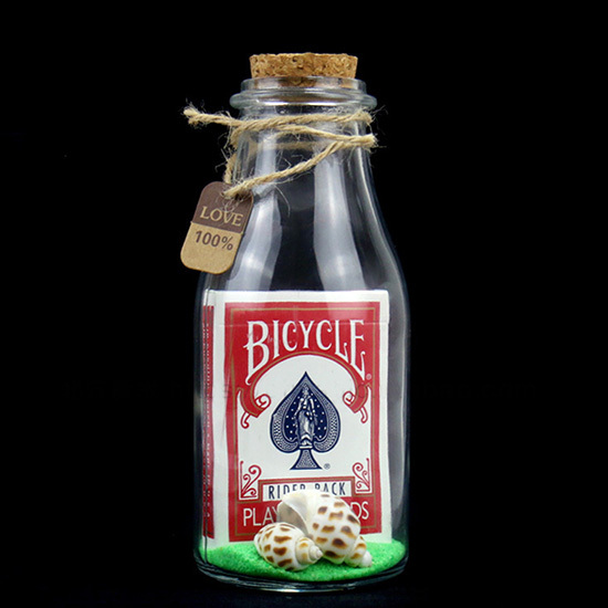 Bicycle Deck in Flasche